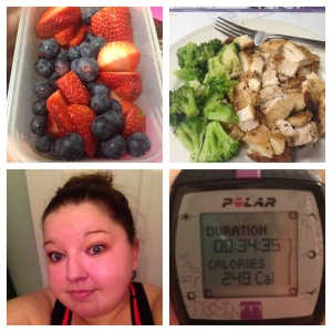 21 Day Fix - Day 2