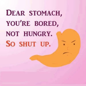 Bored Stomach